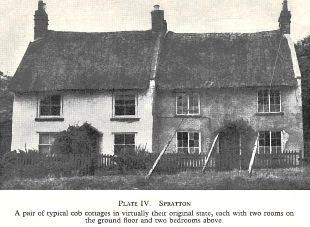 Keyword Cob Buildings Or Walls Photographic Archive Spratton Local History Society