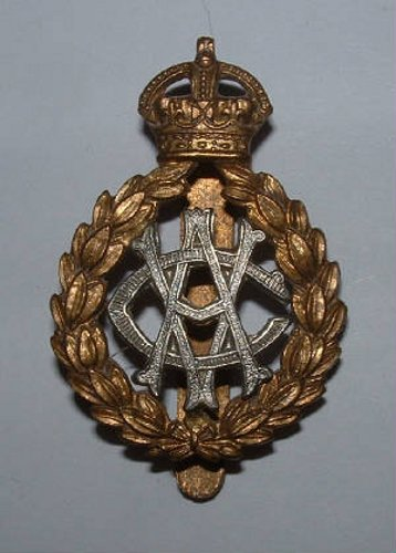Royal Army Veterinary Corps badge
