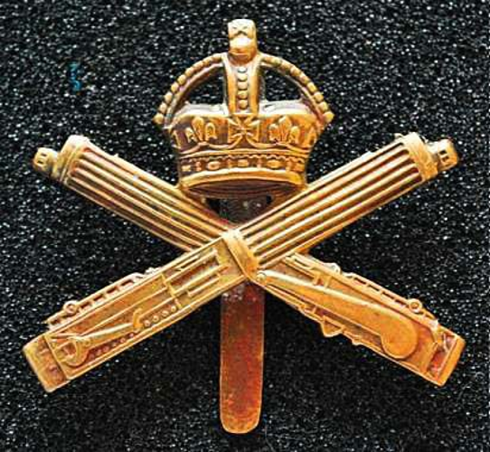 Machine Gun Corps badge