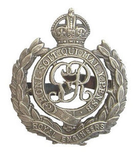 Royal Engineers badge